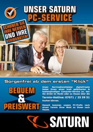 Saturn Tübingen PC Service